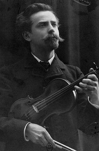 Mathieu Crickboom in 1905