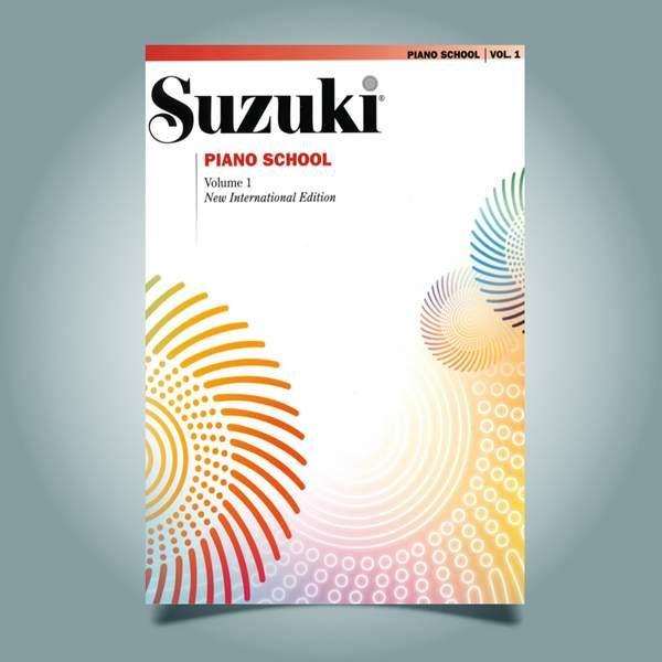 دانلود کتاب پیانو سوزوکی جلد اول